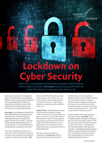 Lockdown on Cyber Security