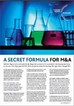 A Secret Formula for M&A