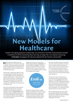 New Models for Healthcare