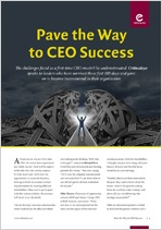 Pave the Way to CEO Success