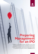 Preparing Management for an IPO