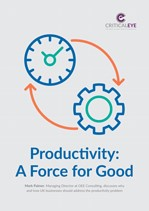 Productivity: A Force for Good