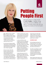 Putting People First - Jane Griffiths