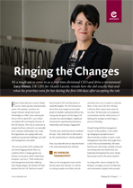 Ringing the Changes - Lucy Dimes