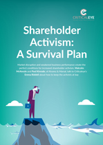 Shareholder Activism: A Survival Plan