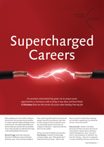 Supercharged Careers