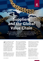 Suppliers and the Global Value Chain