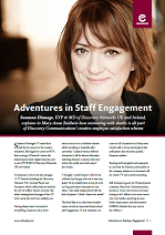 Adventures in Staff Engagement