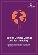 Tackling Climate Change and Sustainability