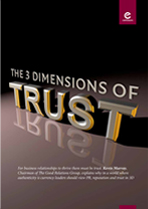 The 3 Dimensions of Trust