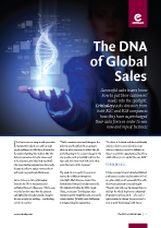 The DNA of Global Sales