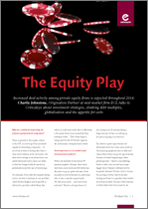 The Equity Play  - Charlie Johnstone