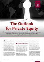 The Outlook for Private Equity