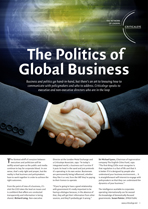 The Politics of Global Business