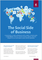 The Social Side of Business - Laura Haynes