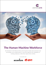 The Human-Machine Workforce