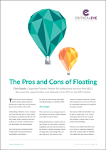The Pros and Cons of Floating