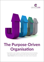 The Purpose-Driven Organisation