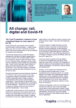 All Change: Rail, Digital and COVID-19
