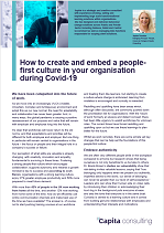 Embedding a People-First Culture
