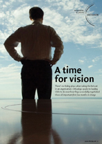 A Time for Vision - Making it as a New CEO
