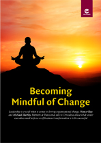 Becoming Mindful of Change