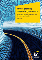 Future Proofing Corporate Governance