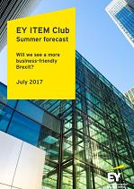 EY ITEM Club Summer Forecast 2017