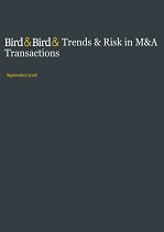 Trends & Risk in M&A Transactions