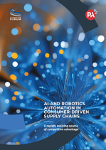 AI and Robotics in Consumer-Driven Supply Chains