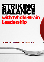Striking Balance with Whole-Brain Leadership