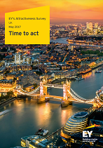 EY's UK Attractiveness Survey