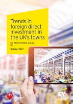 Trends in Foreign Direct Investment in the UK's Towns