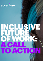 Inclusive Future of Work: A Call to Action