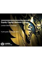 Equity Capital Markets Update