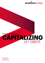Investment Banking: Capitalising on Talent