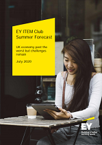 EY ITEM Club Summer Forecast