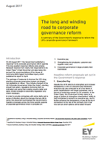 The Long and Winding Road to Corporate Governance Reform