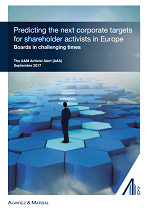 Corporate Targets for Shareholder Activists in Europe