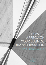 How to Approach Business Transformation