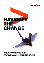 Brexit Supply Chain: Know Your Tipping Point