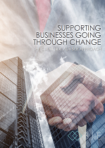 Supporting Businesses Going Through Change