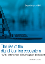 The Rise of the Digital Learning Ecosystem
