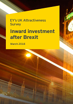 UK Attractiveness Survey: Inward Investment after Brexit