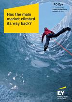 IPO EYE: Has the Main Market Climbed its Way Back?