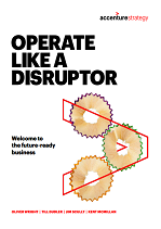 Operate Like a Disrupter