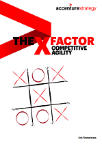 The X Factor: Competitive Agility