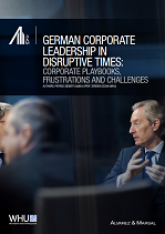 Corporate Leadership in Disruptive Times