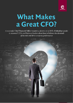 What Makes a Great CFO?