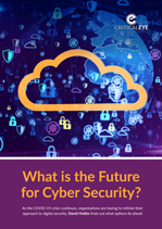 What is the Future for Cyber Security?